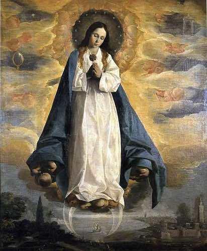 Inmaculada Concepcion 13 26