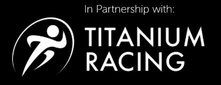 titanium racing logo partnerhship
