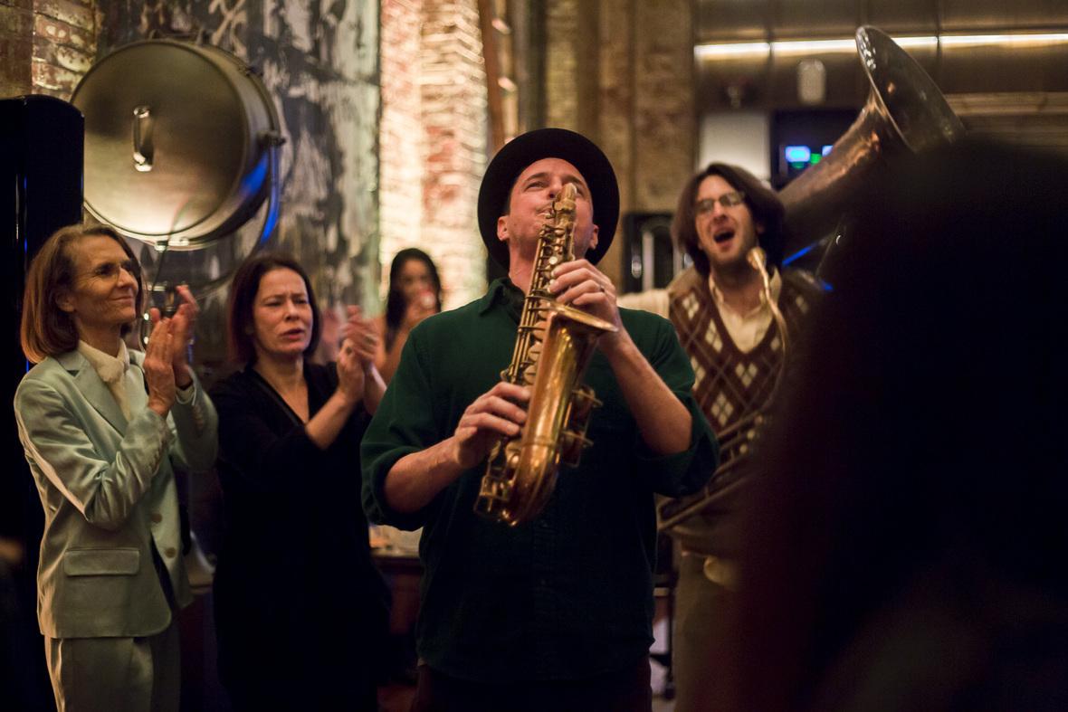 27 Performance by Raya Brass Band