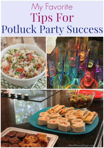 Tips for Potluck Party Success-collage-resized for page