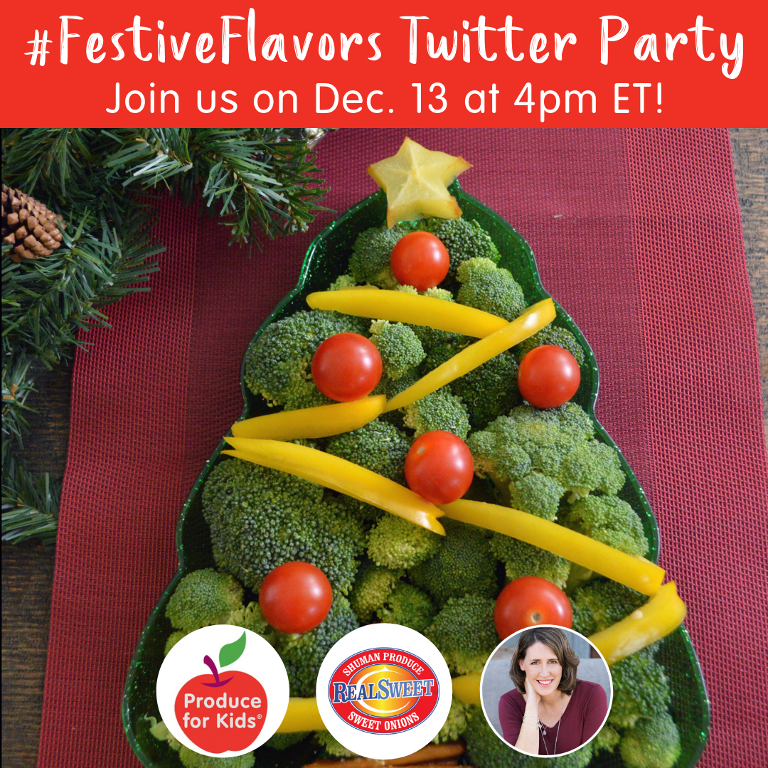 FestiveFlavors Twitter Party 1