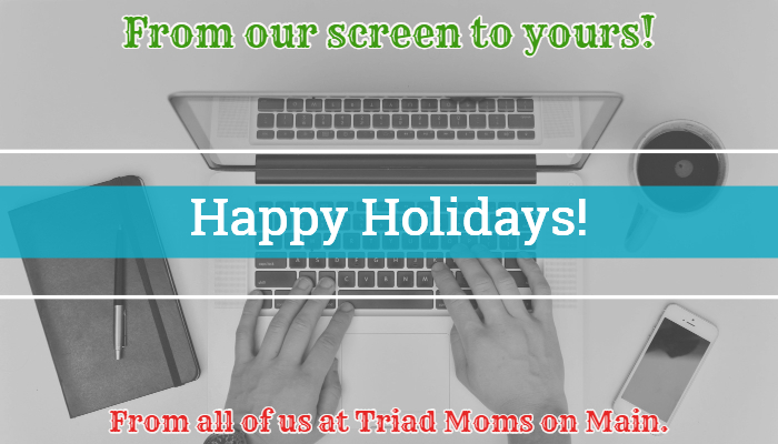 happy holidays tmom