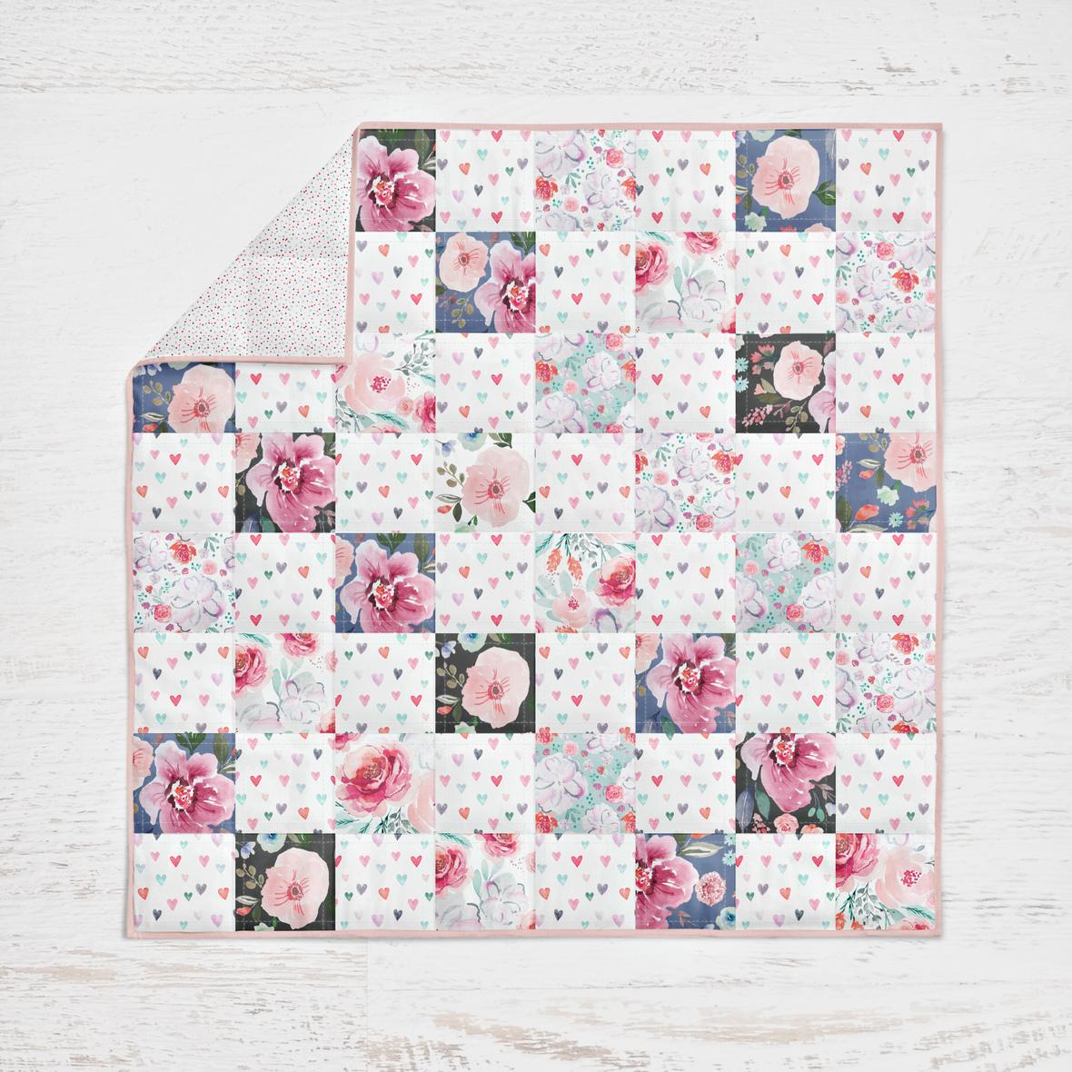Quilt 5 in squares 2.1