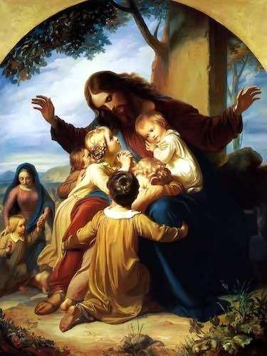 Jesus y los ninios 02 03