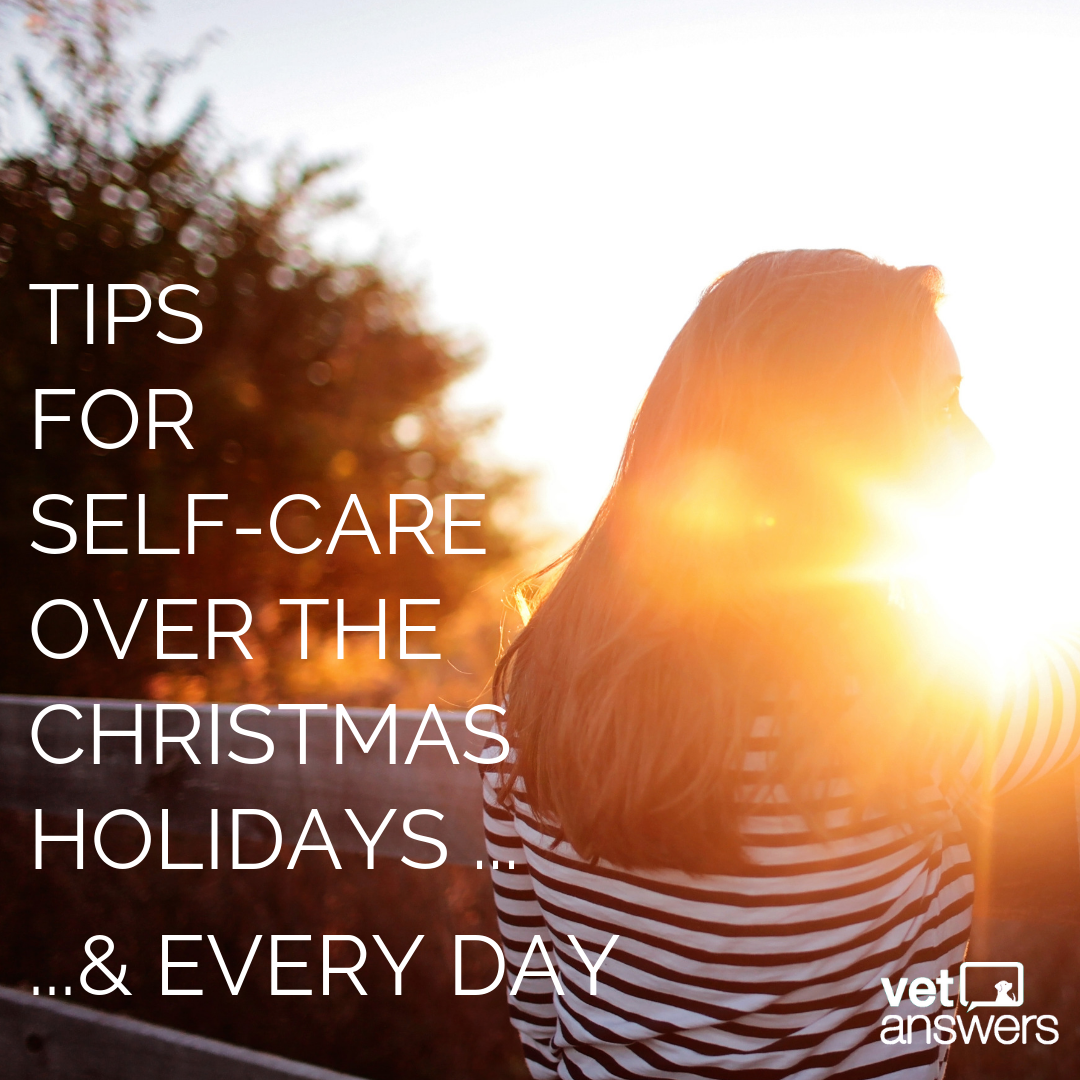 Tips for self-care over the Christmas holidays every other day