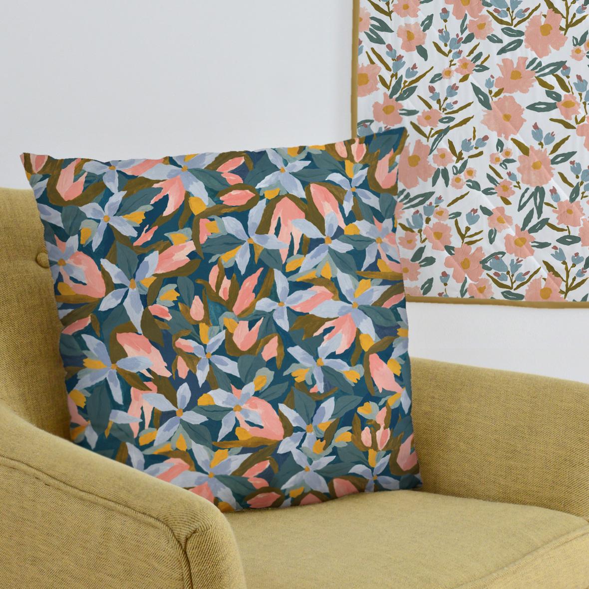 Hanging Gardens Pillow