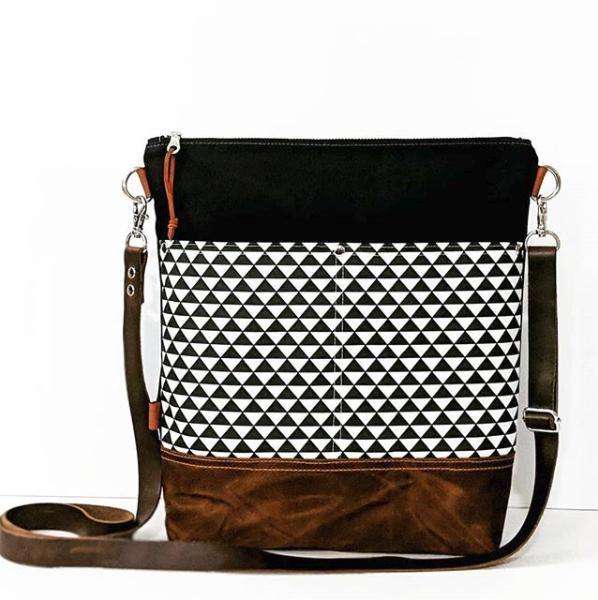 laceandlion bag