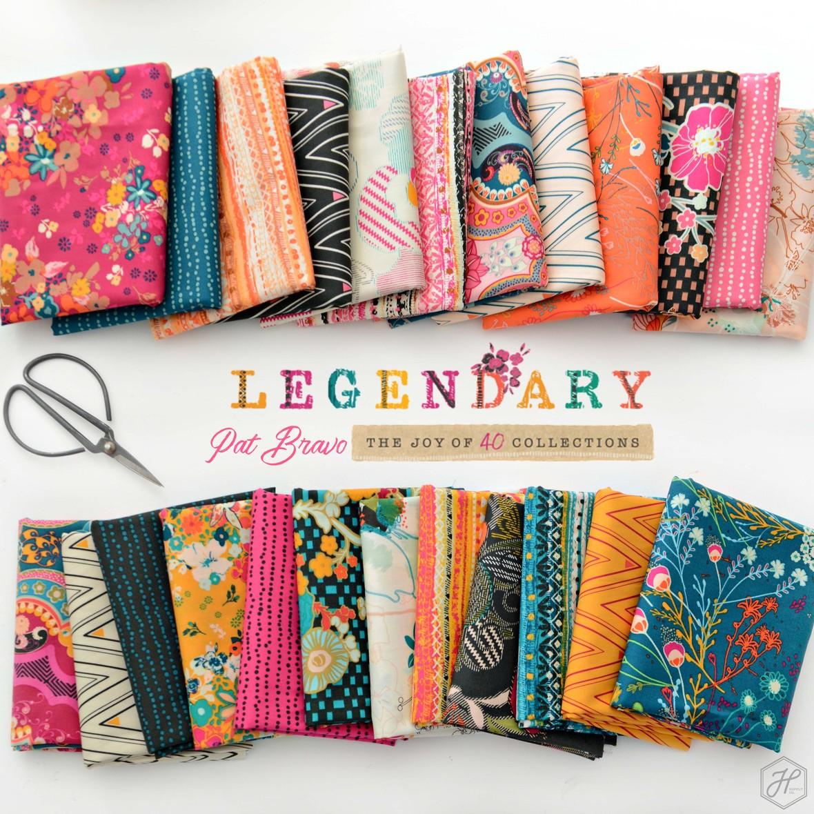 Legendary Fabric Pat Bravo at Hawthorne Supply Co