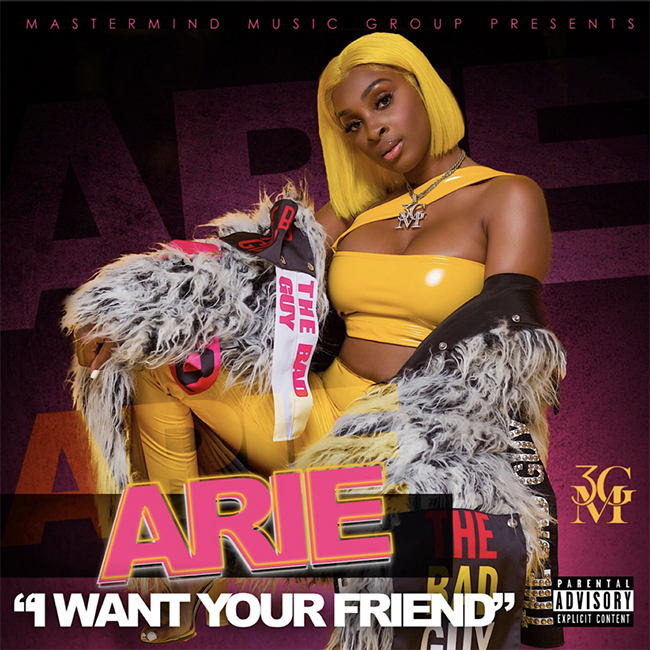 arie i want your friend front small