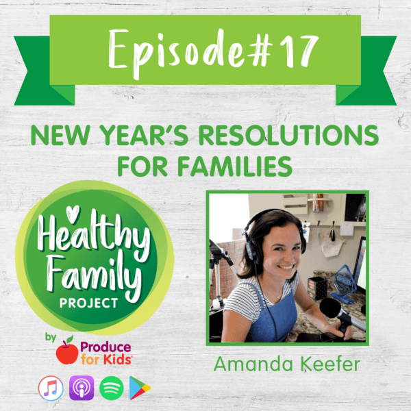 Healthy Family Podcast-New Year s resolutions