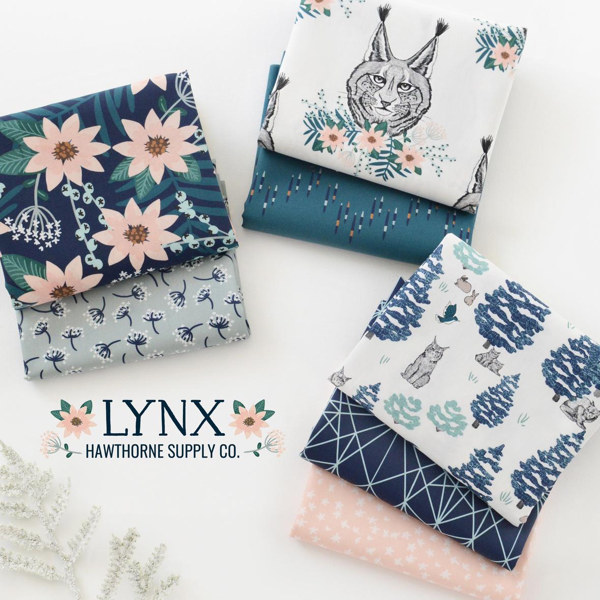 Lynx Fabric Poster 1