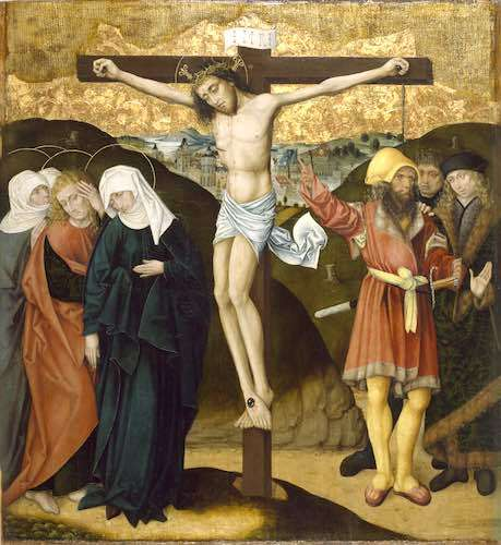 Crucifixion 12 25