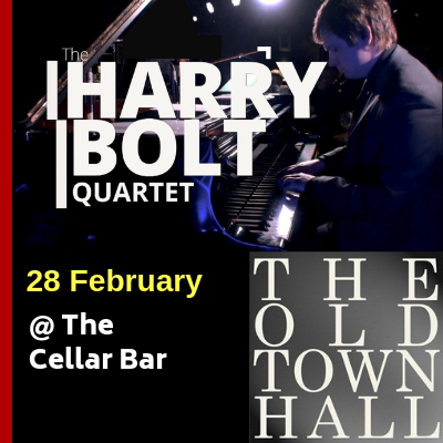 Harry Bolt Cellar Bar