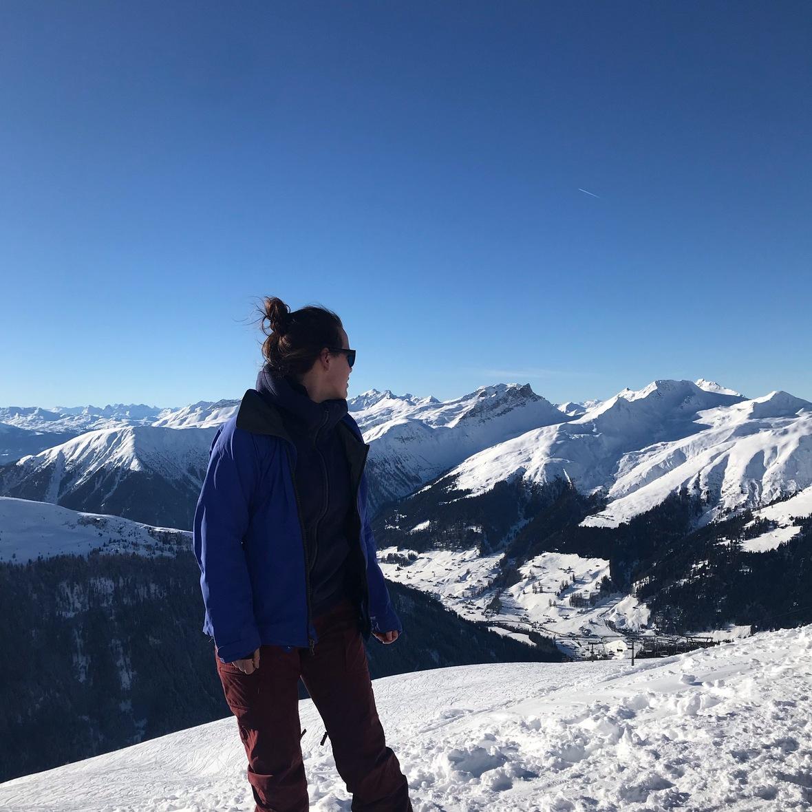 CHantal Davos