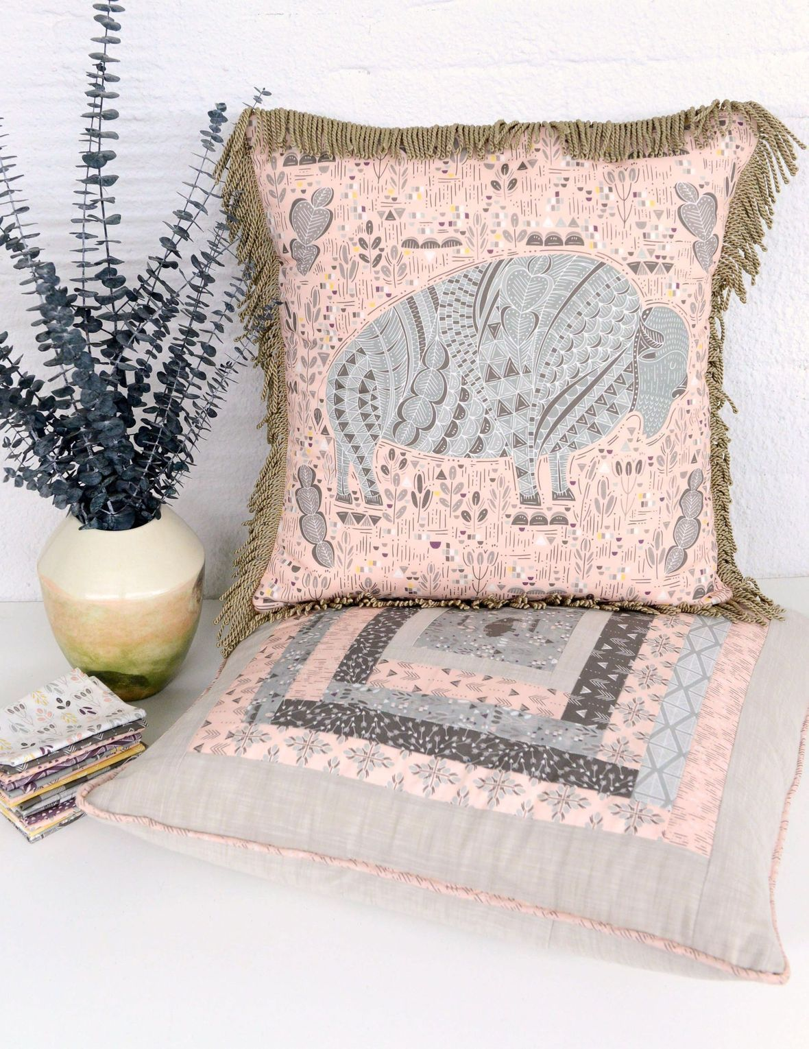 Roam  Fabric Pillows