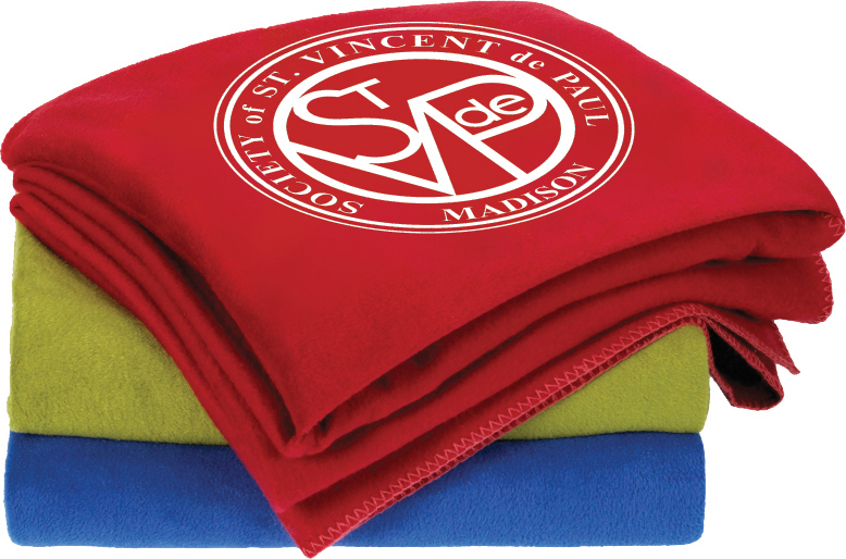 Recycle the Warmth blanket-stack