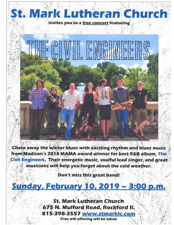 Civil Engineers Concert