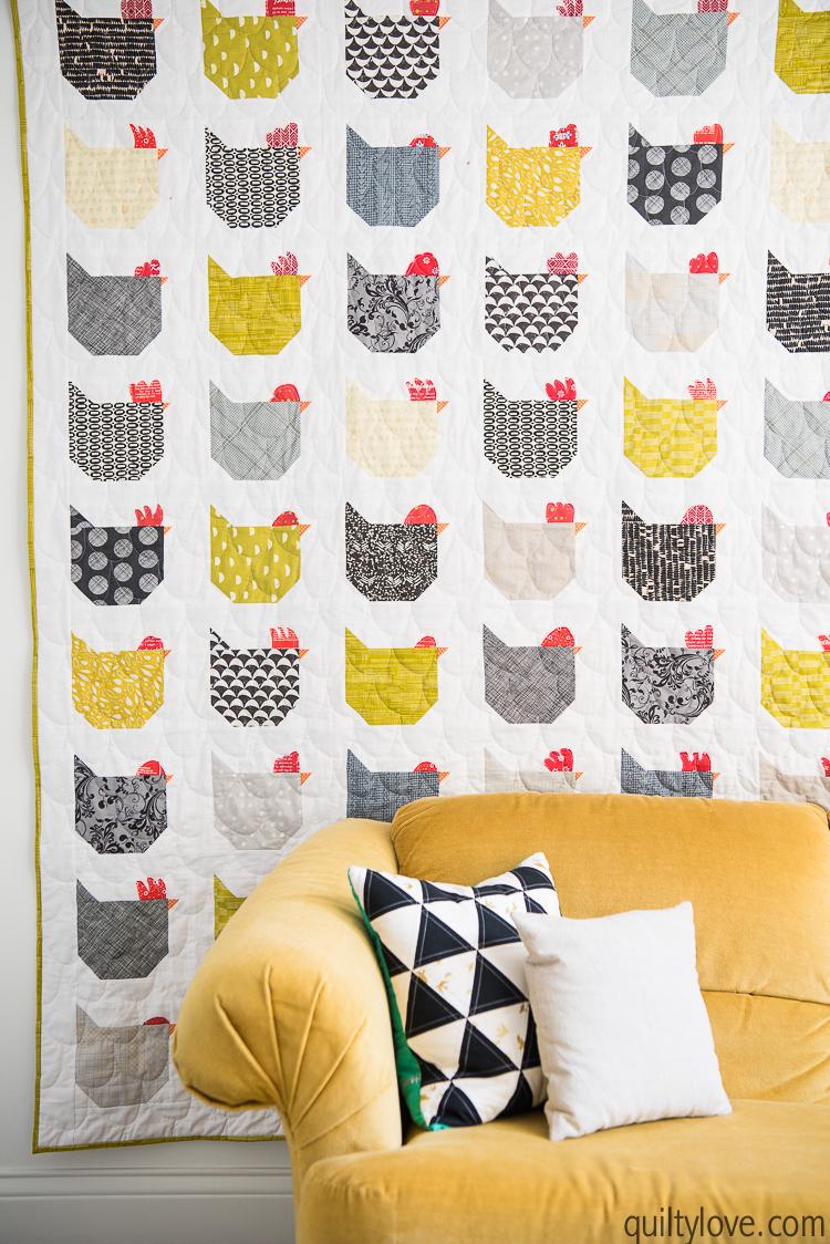 quiltylove EmilyDennis chicken quilt-4987