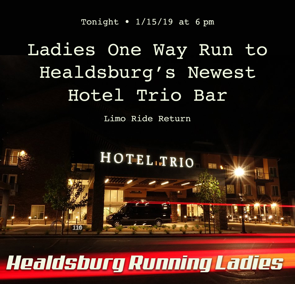 hotel trio ladies