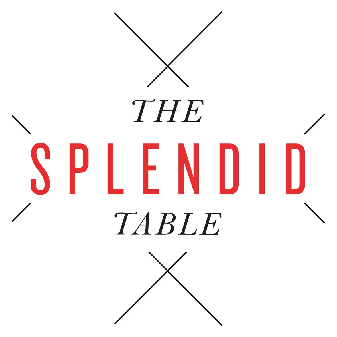 splendid table podcast image