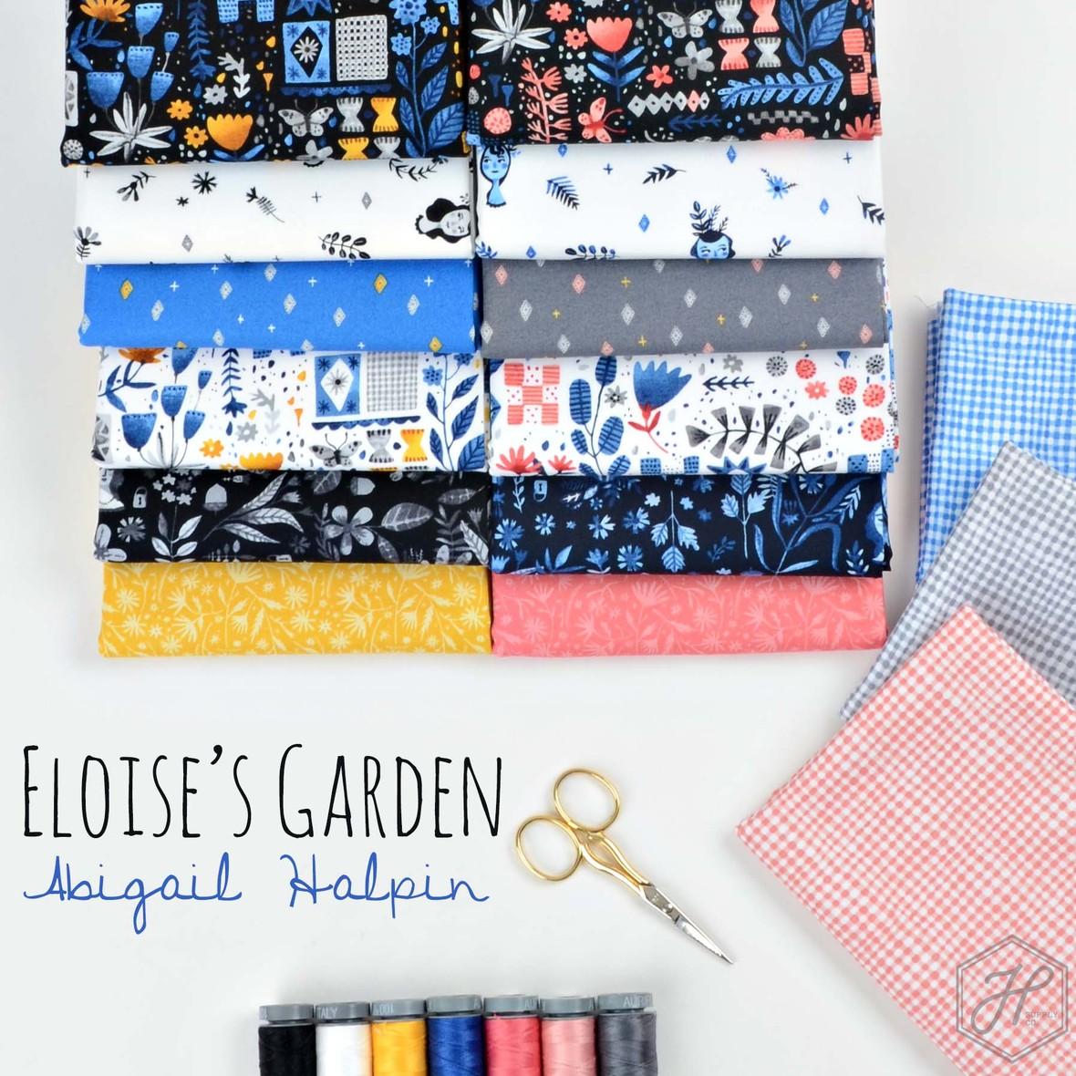 Eloises Garden Figo Fabric at Hawthorne Supply Co