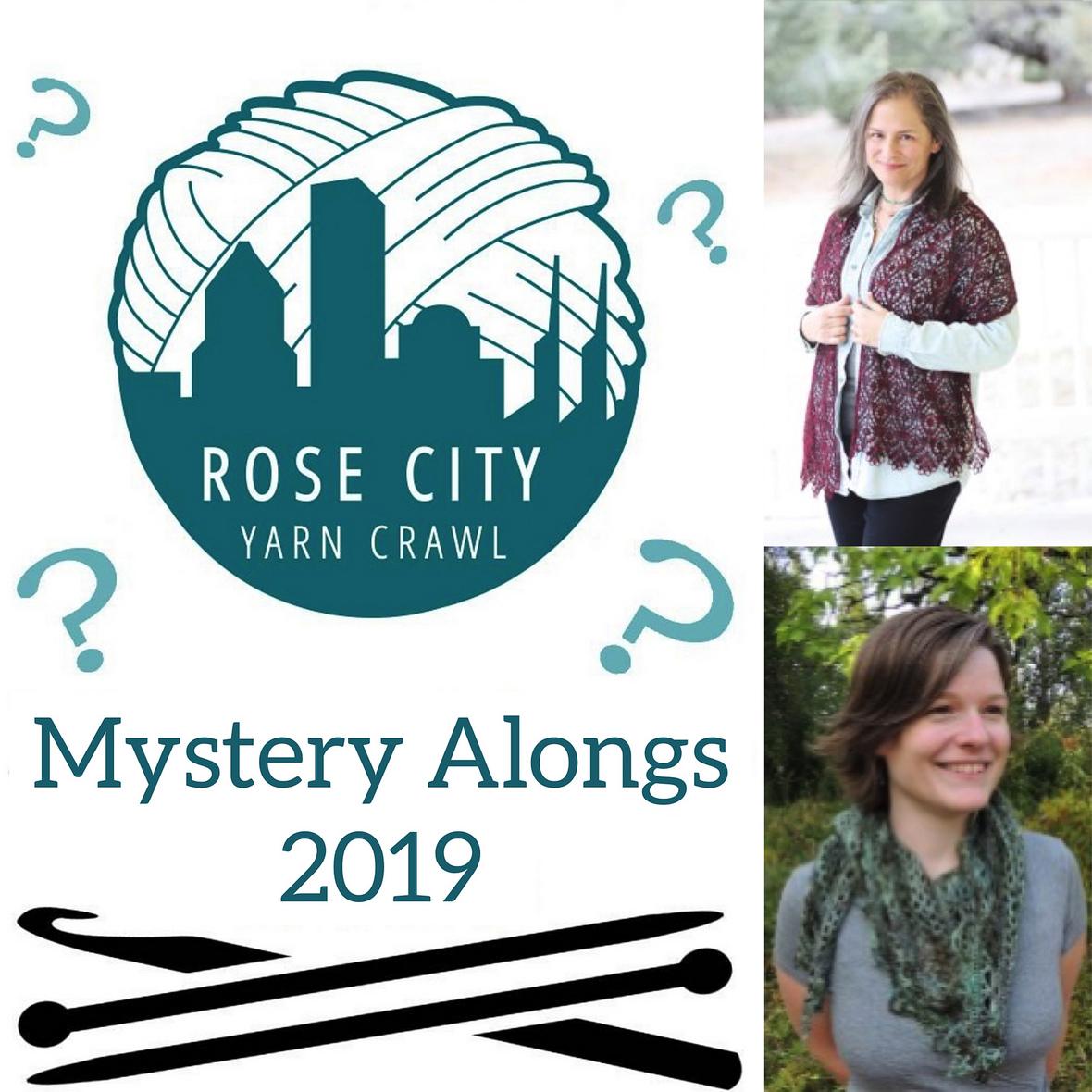 Mystery Alongs 2019