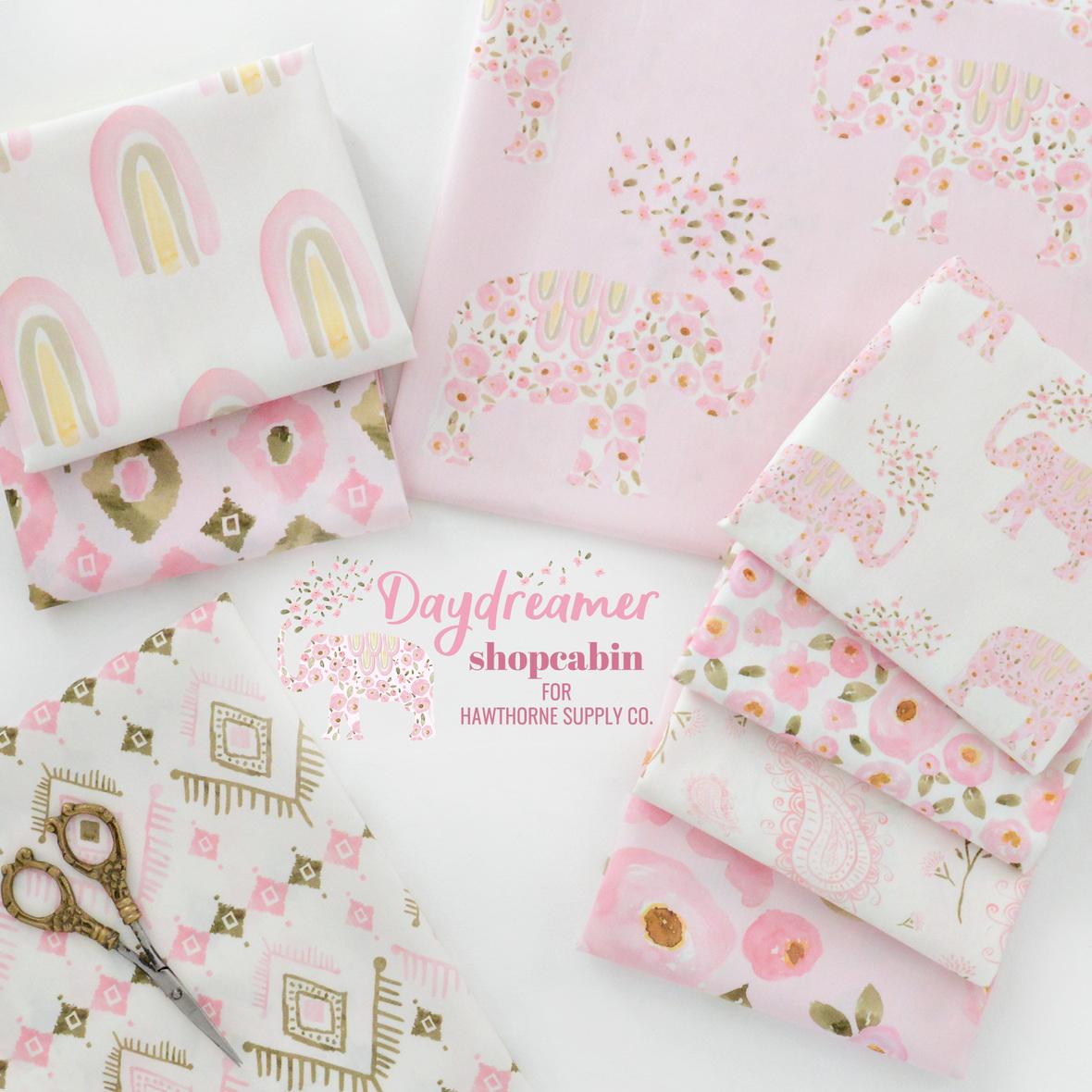 shopcabin Daydreamer fabric poster  2