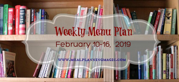 Weekly Menu Plan-basic image-feb 10 - 2019