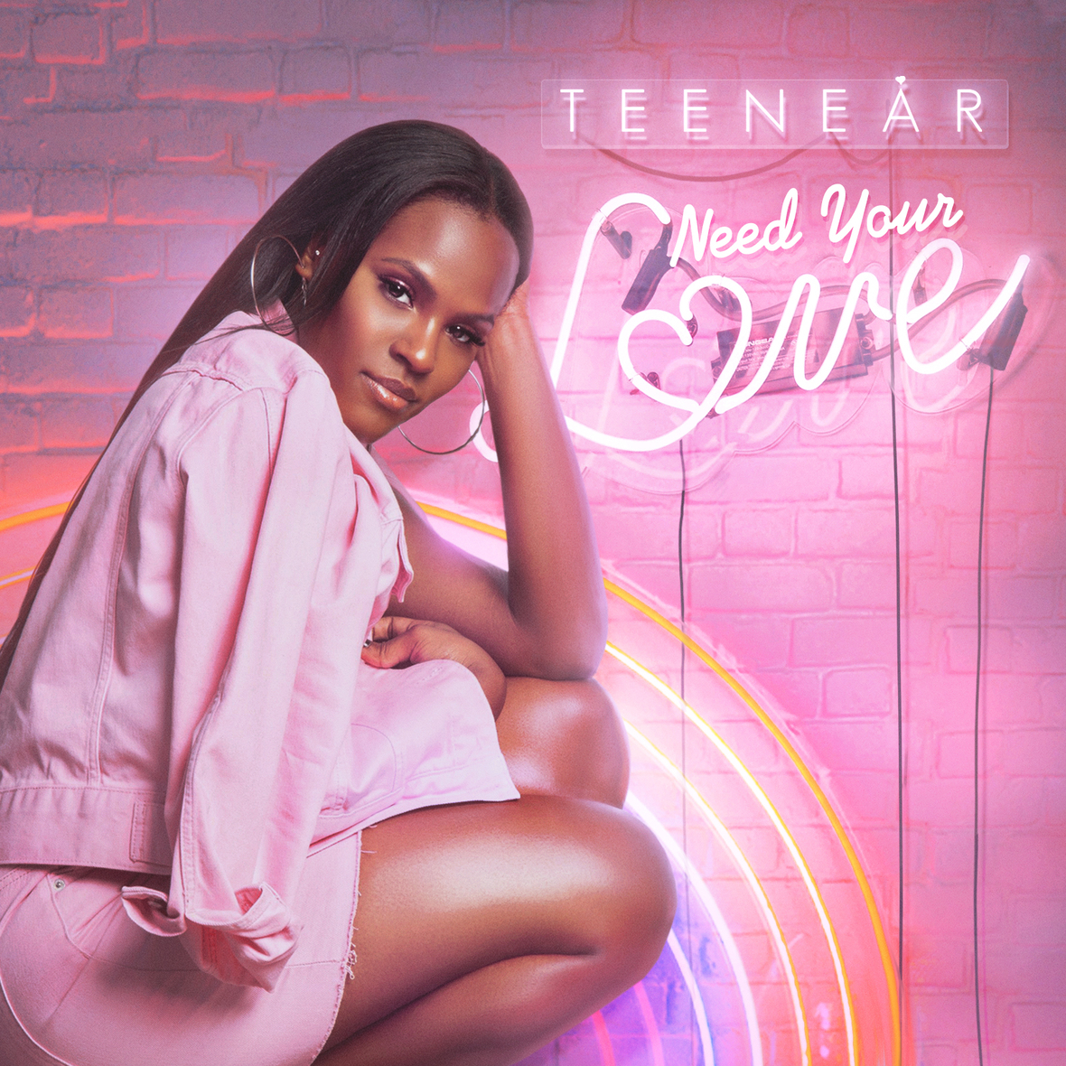 Teenear - Need Your Love artwork