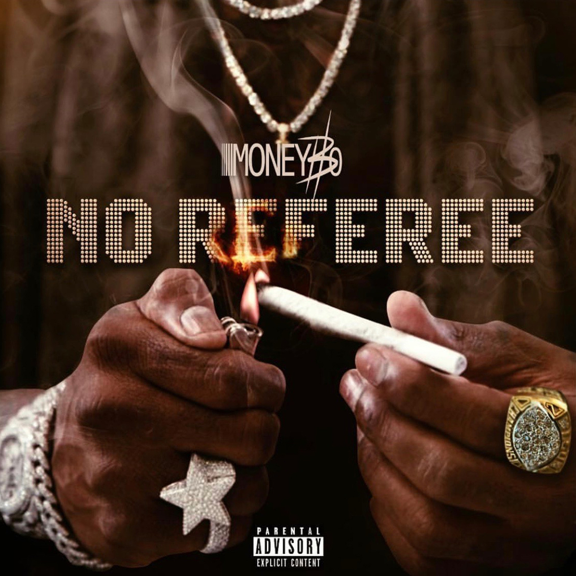 Money Bo - No Referee artwork front