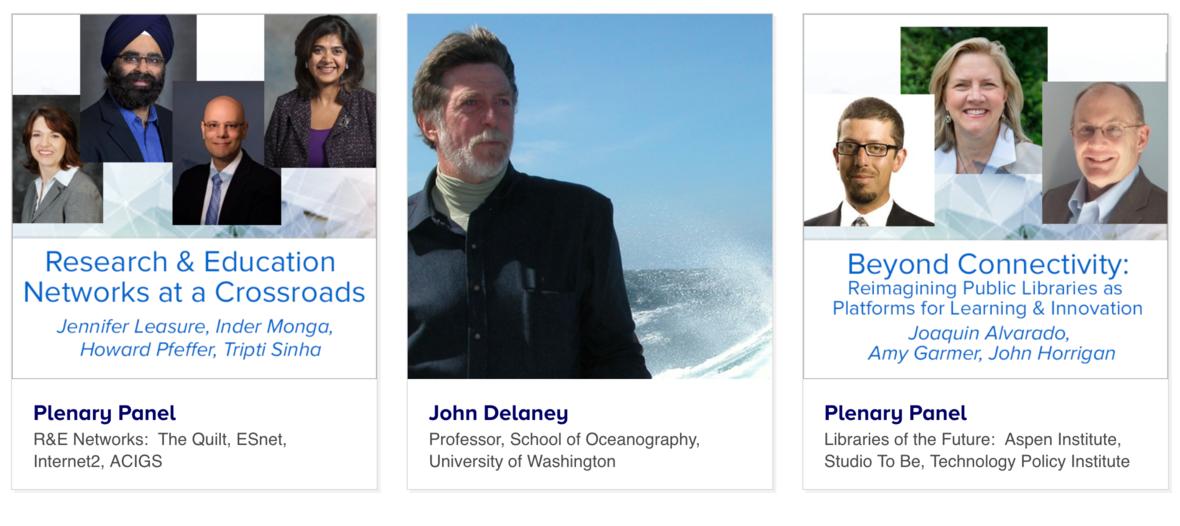 Plenaries and Keynote graphic