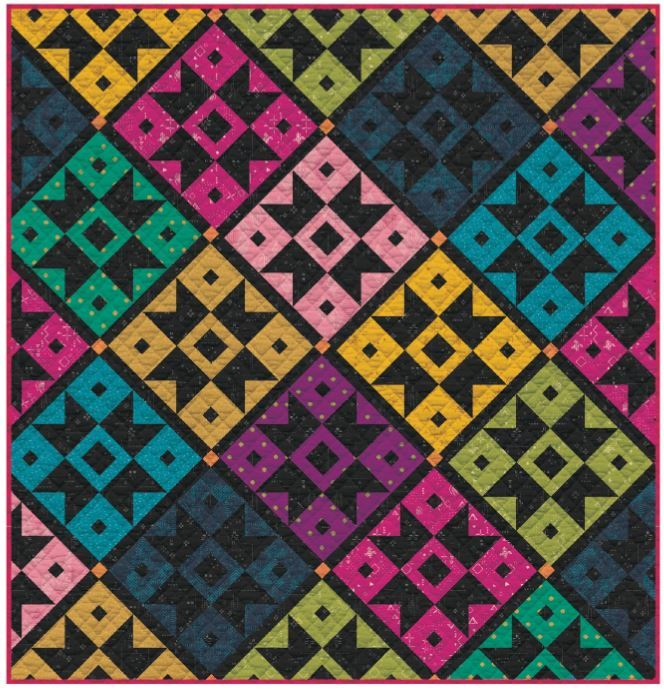 art gallery- free quilt pattern- soulmates
