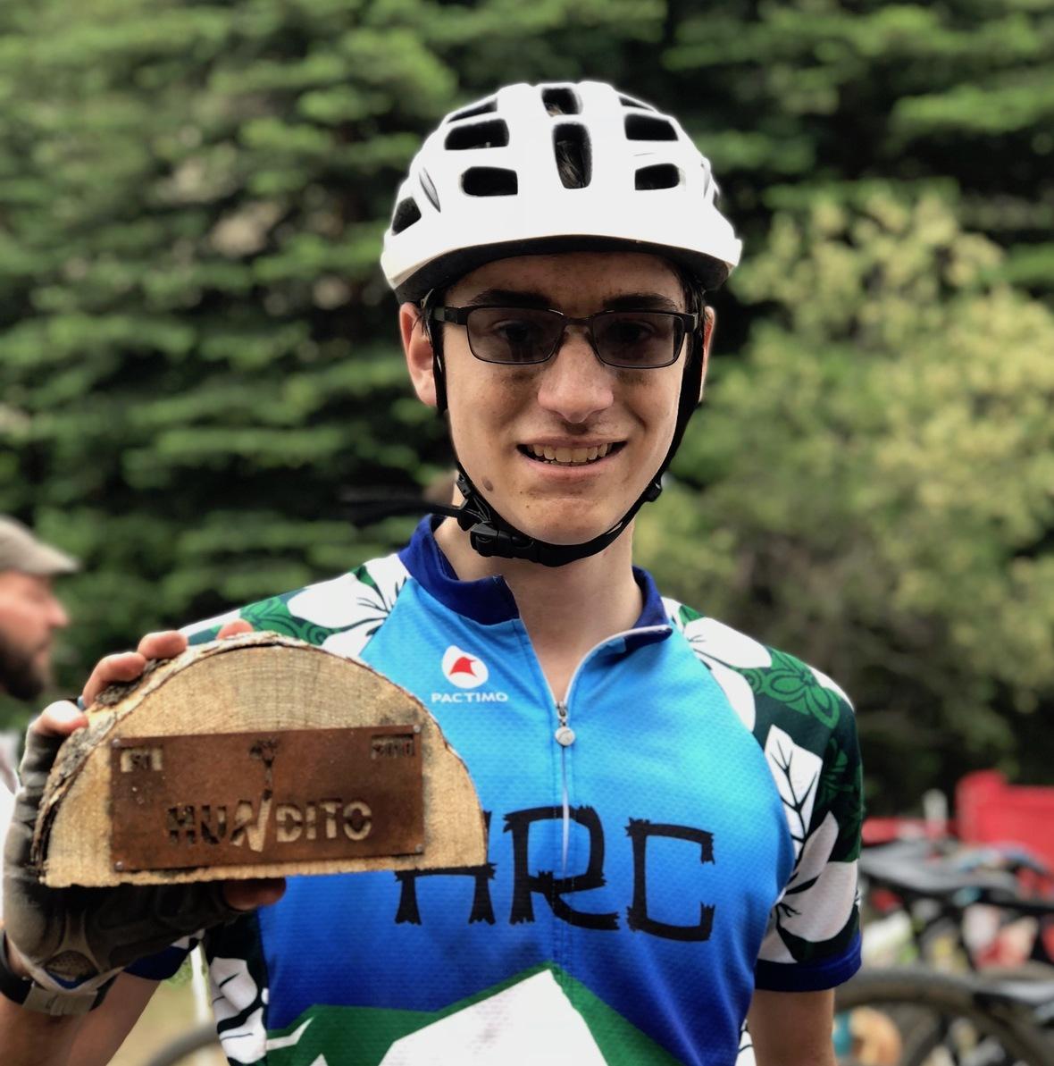 Bailey Hundo HRC Rider