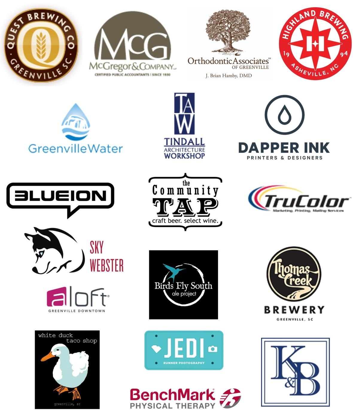All sponsors