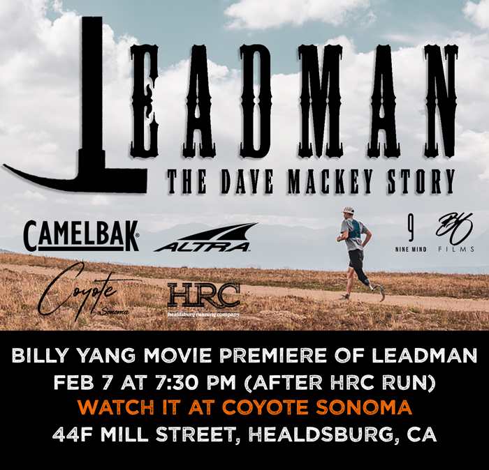 leadman movie poster