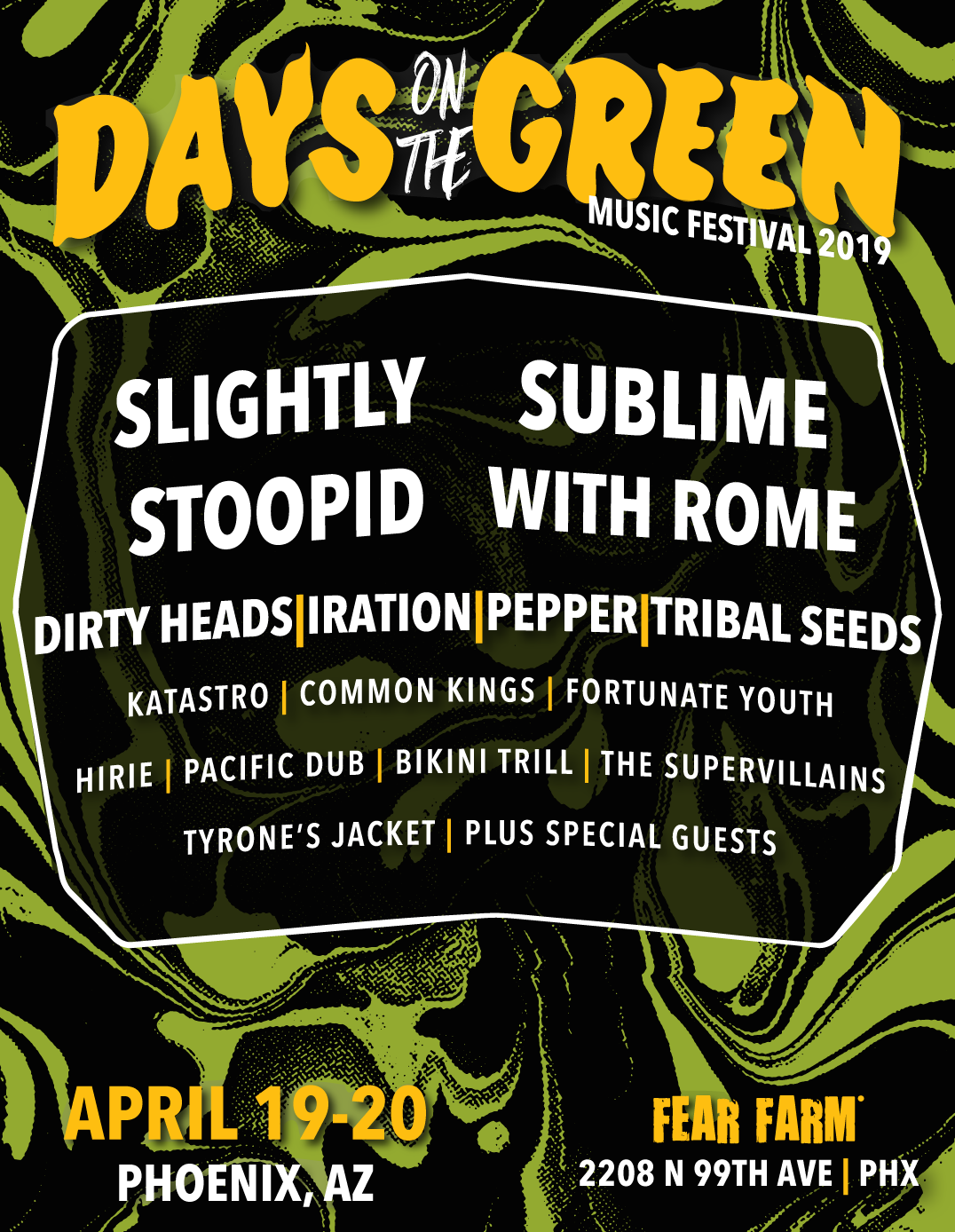 daysonthegreen