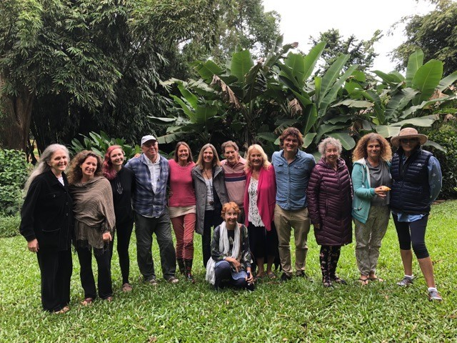 Maui workshop group