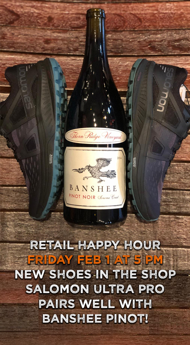 banshee wine shoe