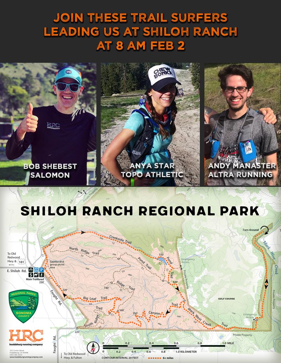 shiloh runners