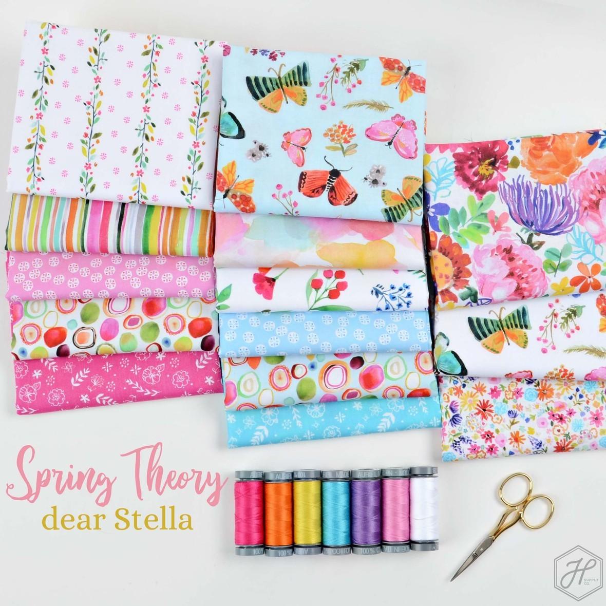 Spring Theory Fabric Dear Stella at Hawthorne