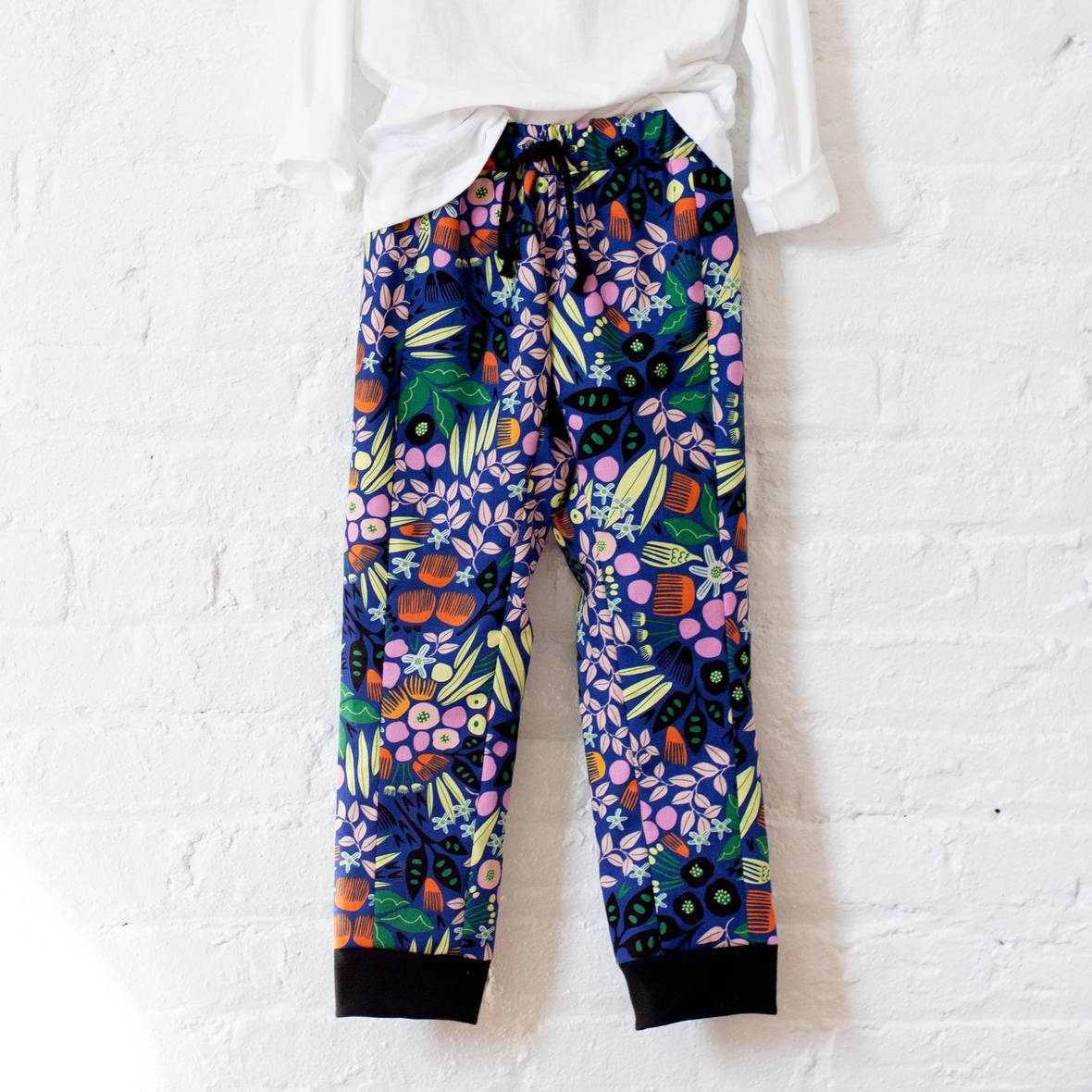 C9 website- wild-pants by burda patterns