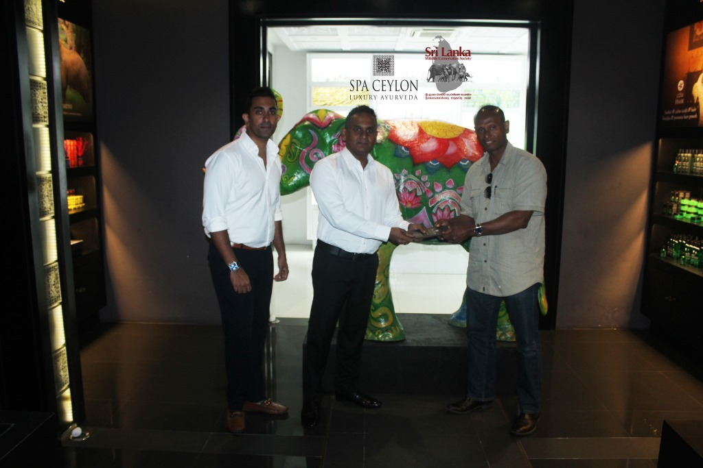 02. Spa Ceylon Donation 2017