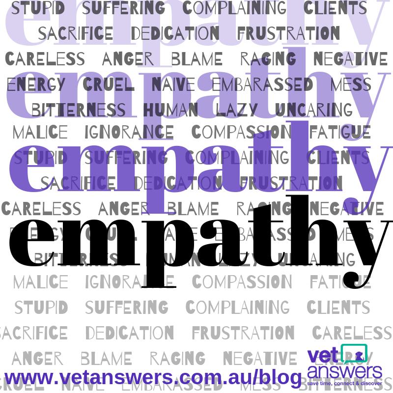 2019 Do Vets Lack Empathy