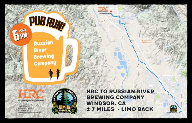 hrc russian brew map