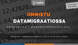 data migraatio webinaari 2
