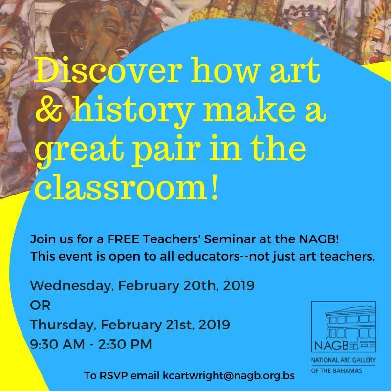 NAGB Teachers Seminar Feb 2019