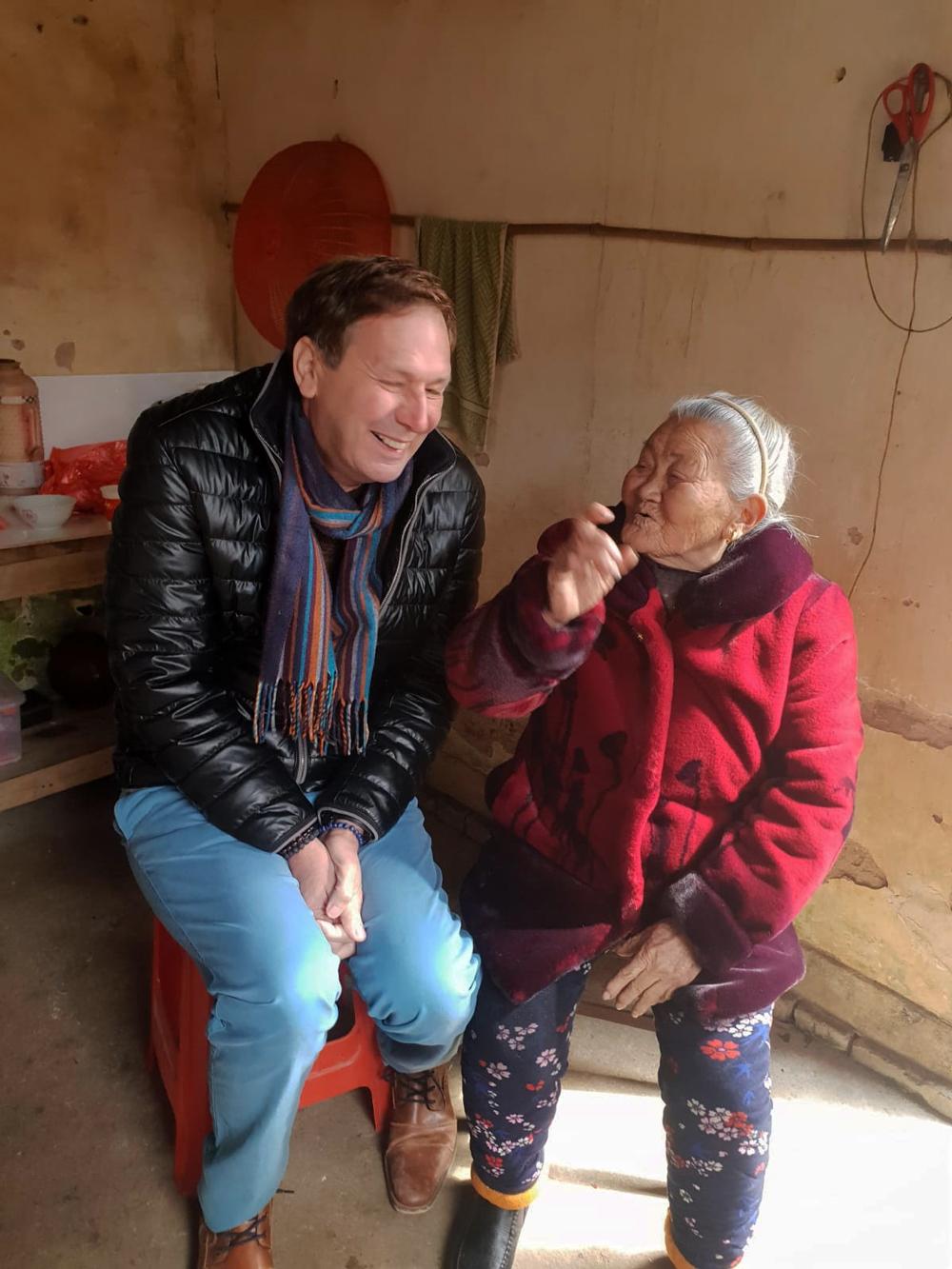 David-in-China