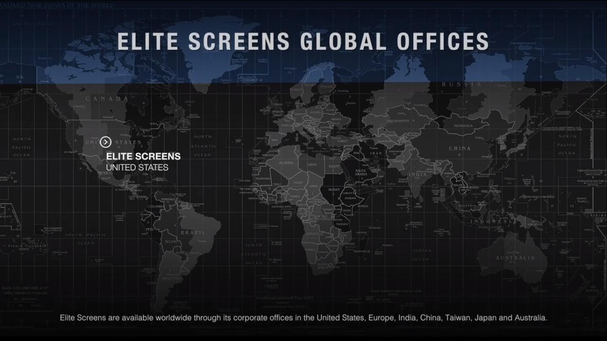 ES World Map
