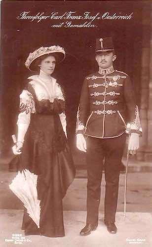 Beato Carlos y Emperatriz Zita 07 08