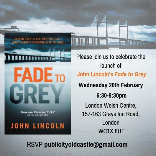 Invite for John Lincoln